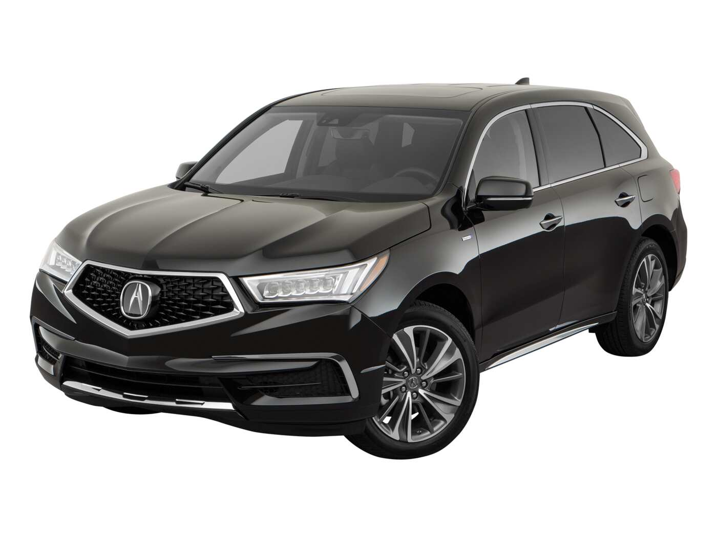 2020 Acura MDX Sport Hybrid with Advance Package SH-AWD ...