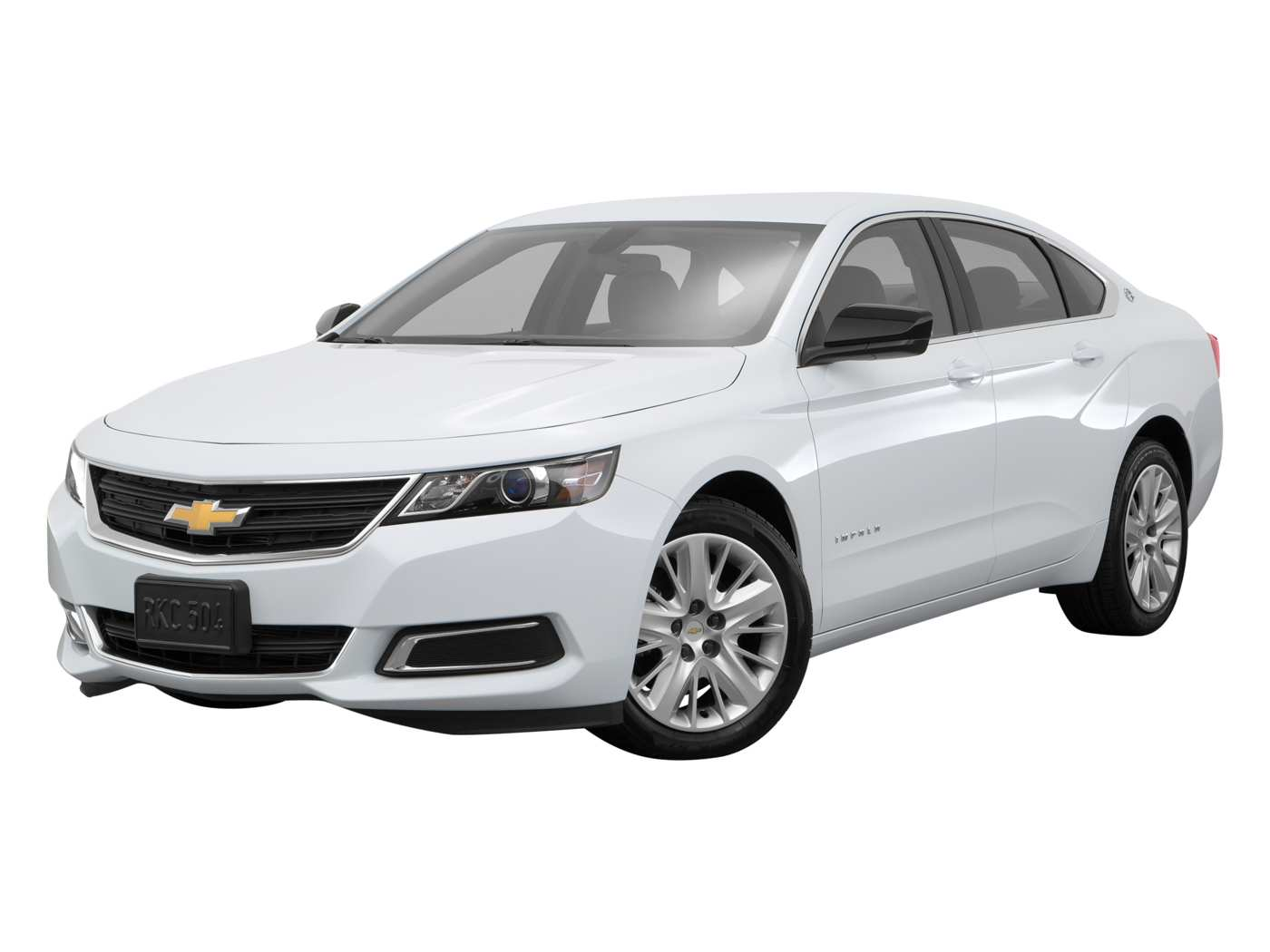 2019 Chevrolet Impala LS with 1LS
