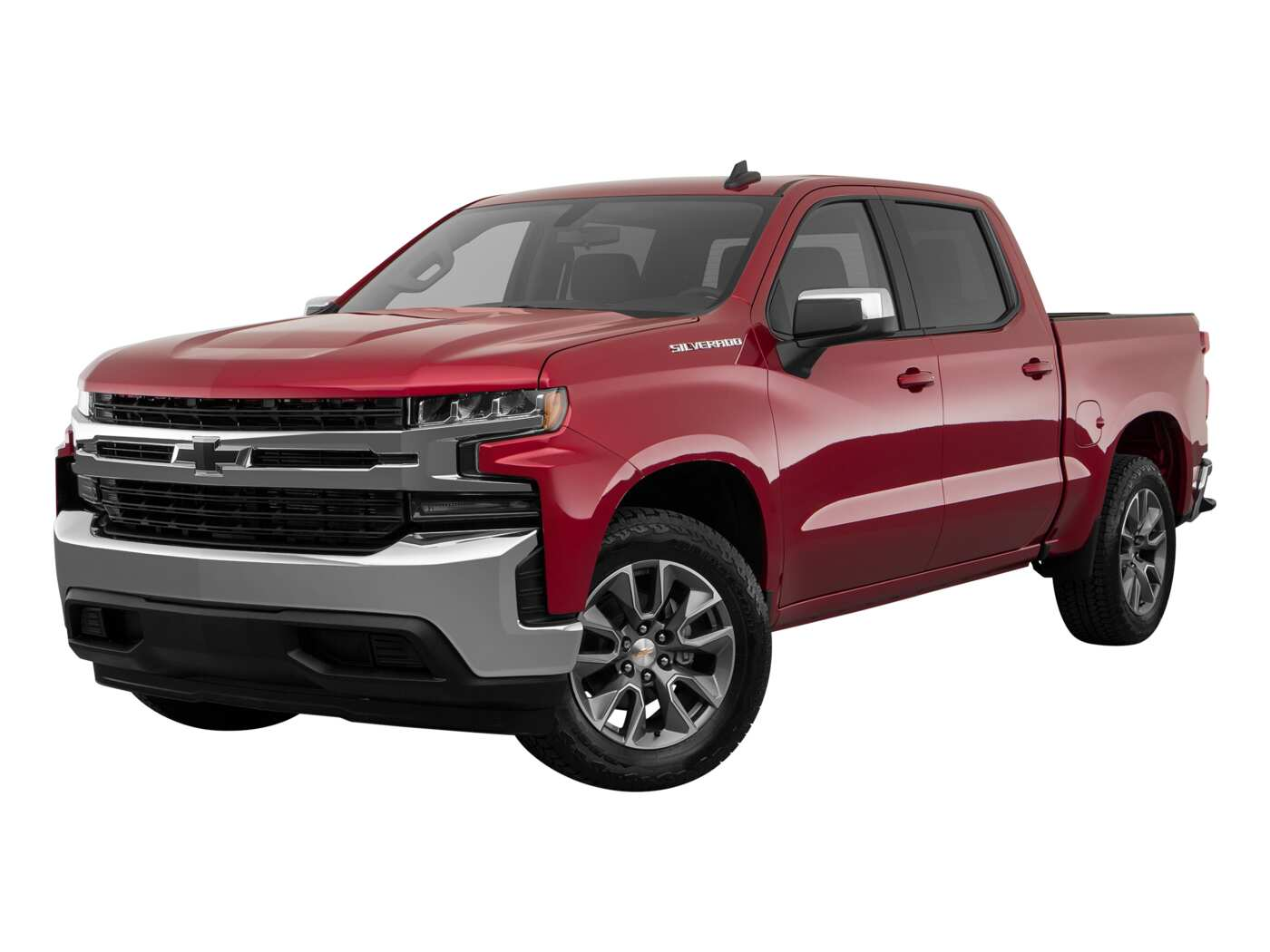 2020 Chevrolet Silverado 1500 High Country Crew Cab Standard Box 2WD