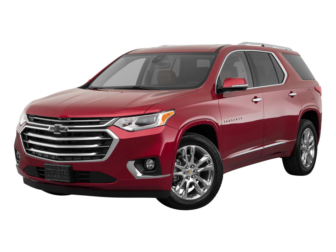 2019 Chevrolet Traverse High Country with 2LZ AWD