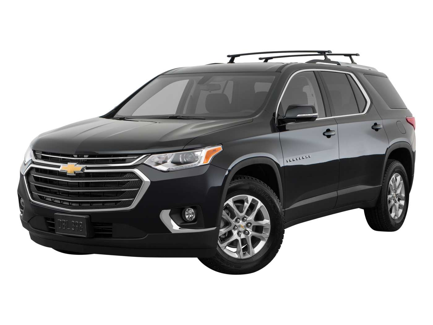 2019 Chevrolet Traverse LS with 1LS FWD