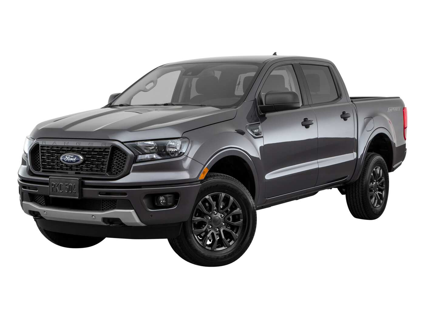 2019 Ford Ranger XL SuperCrew 5' Box 2WD