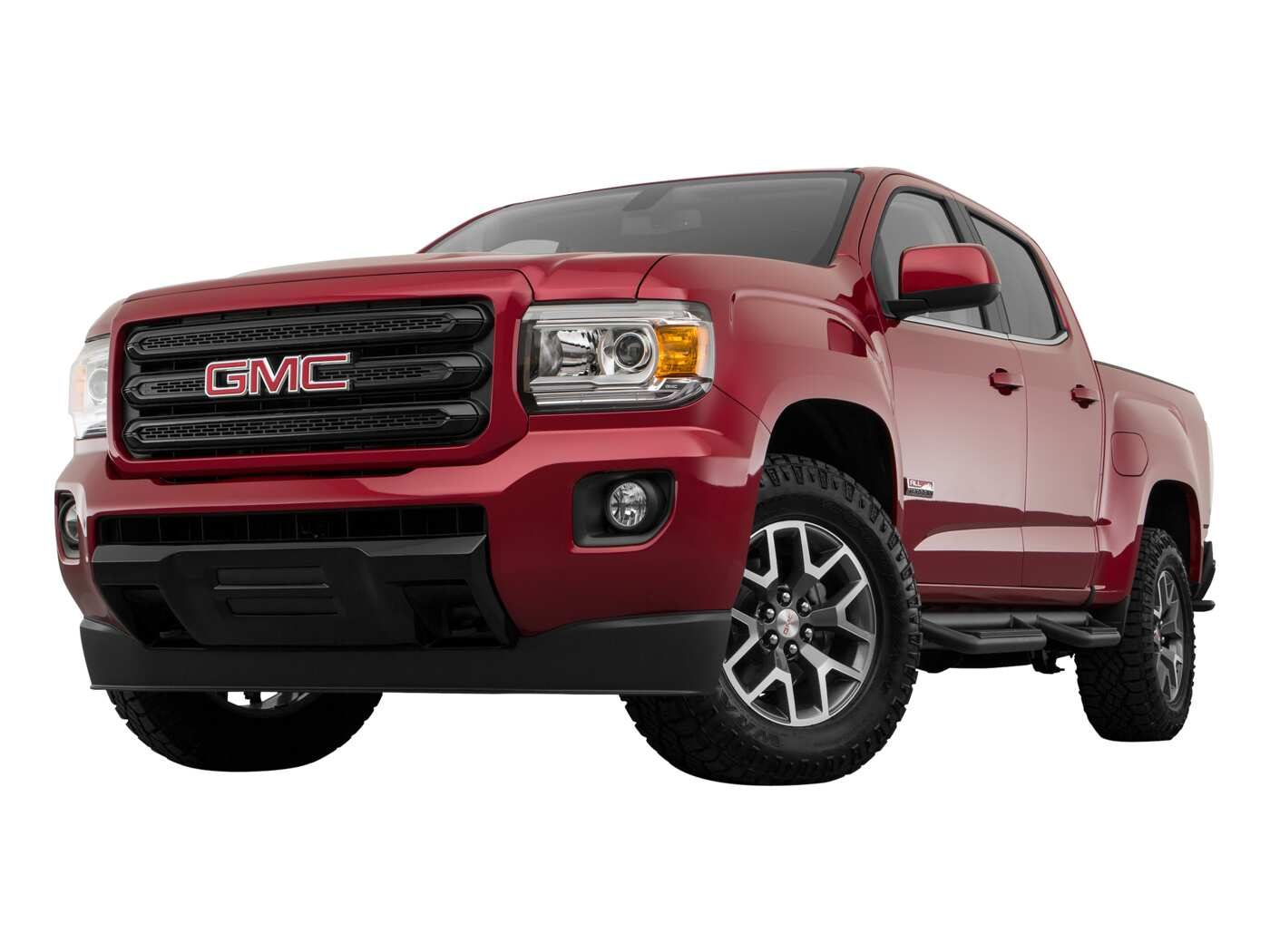 2020 GMC Canyon All Terrain with Leather Crew Cab Short ...