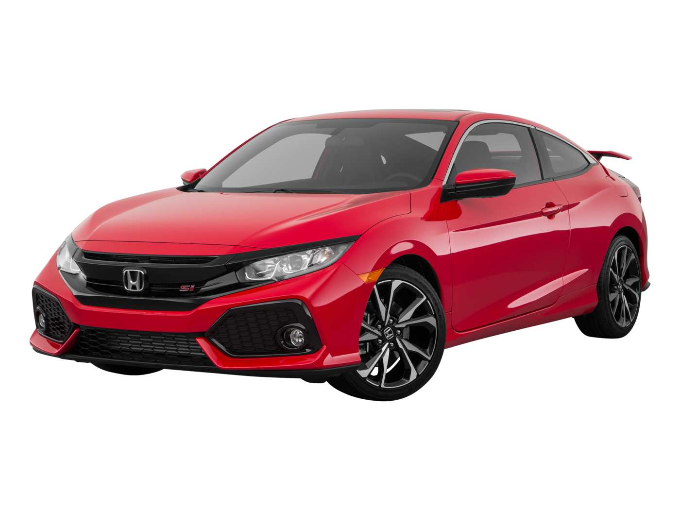 2019 Honda Civic Si Coupe Manual