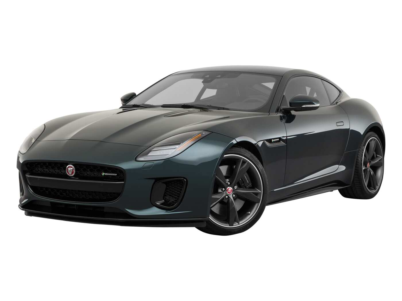 2020 Jaguar F-TYPE R-Dynamic Coupe Automatic RWD | IDEAL ...