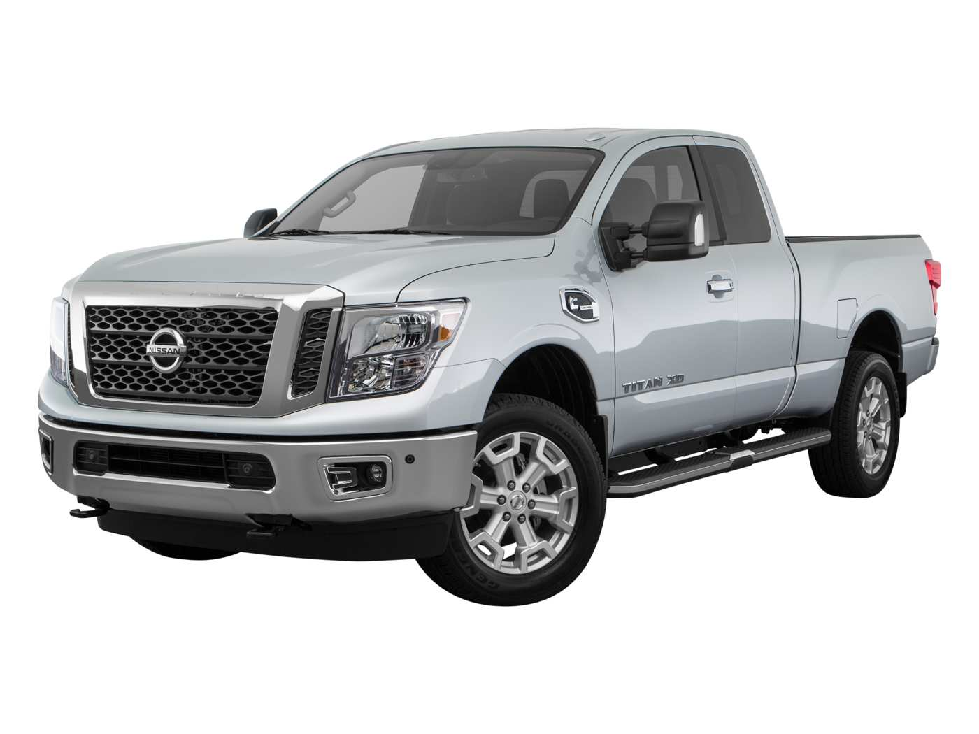 2019 Nissan Titan XD S Single Cab Gas 2WD