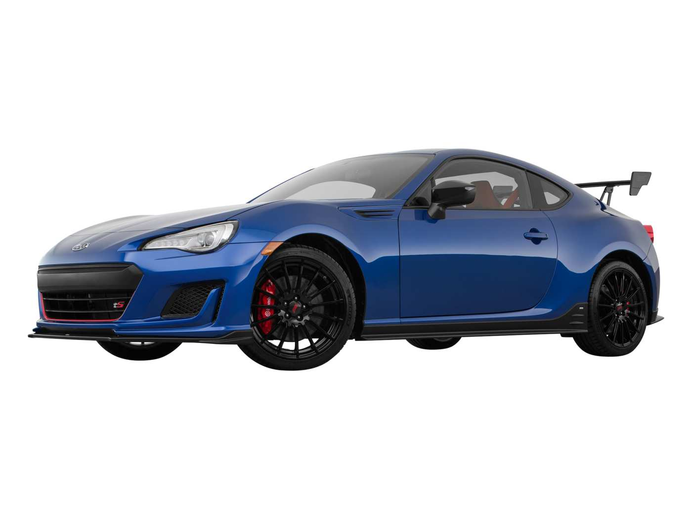 2018 Subaru BRZ tS Manual