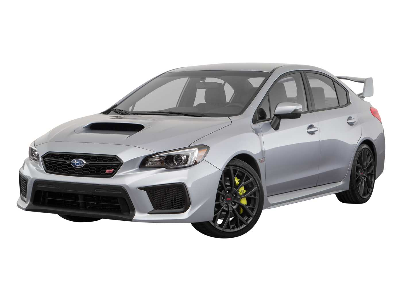 2019 Subaru WRX STI Limited with Wing Spoiler Manual