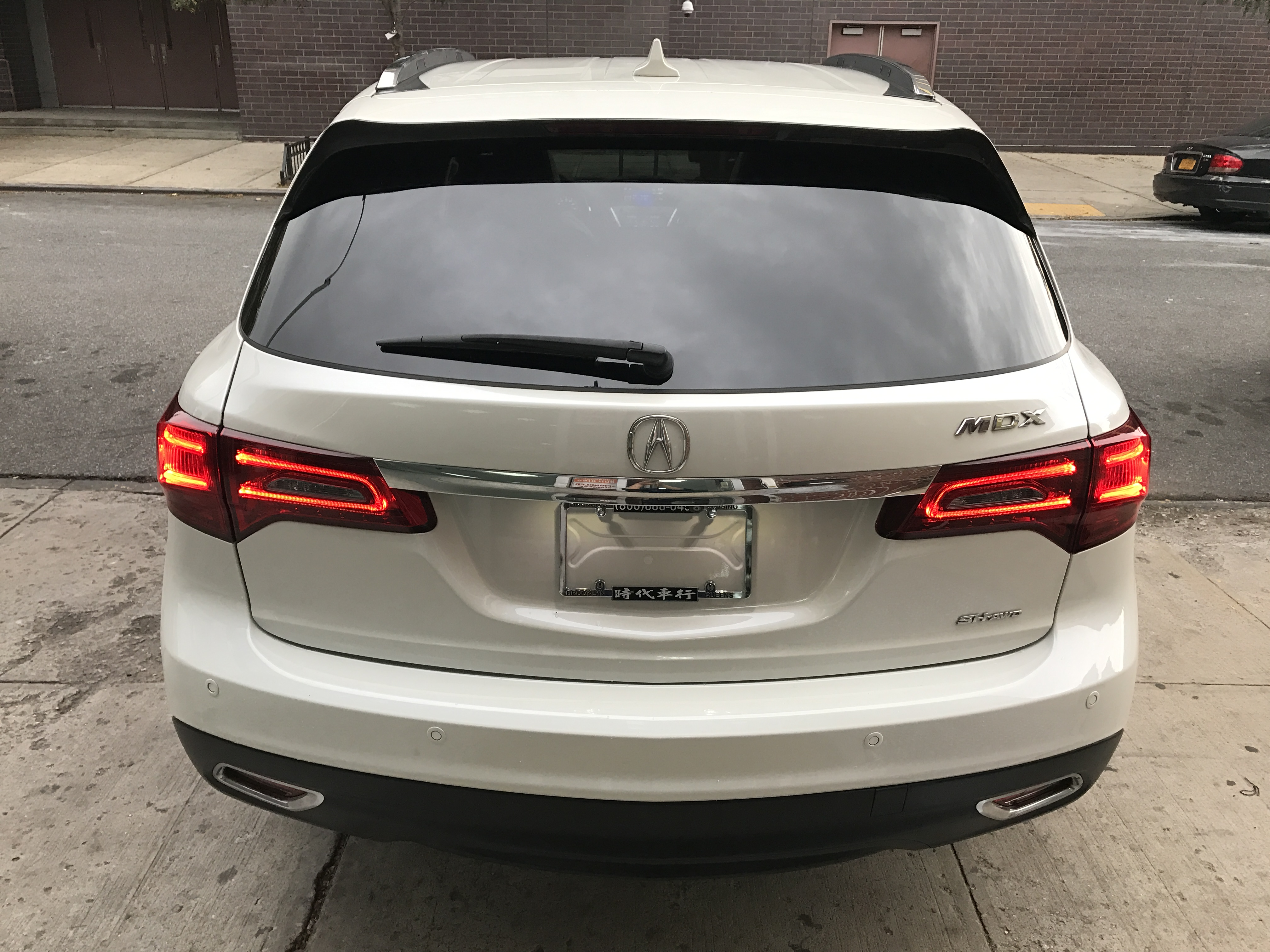 with all milford advance suv new in wheel acura awd package mdx sh inventory drive
