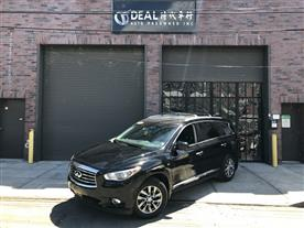 2014 INFINITI QX60 PREMIUM PLUS AWD BLACK/BROWN 23K MILES STK#2242