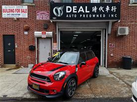 2016 MINI COUNTRYMAN S ALL4 RED/BLACK/RED 24K MILES STK#25790