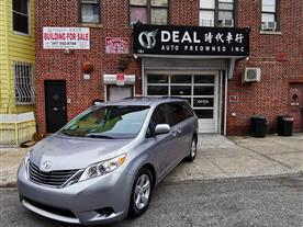 2011 TOYOTA SIENNA LE MOBILITY ACCESS 7-PASS V6 SILVER SKY METALLIC/LIGHT GRAY CLOTH INTERIOR 126K MILES STK#10740
