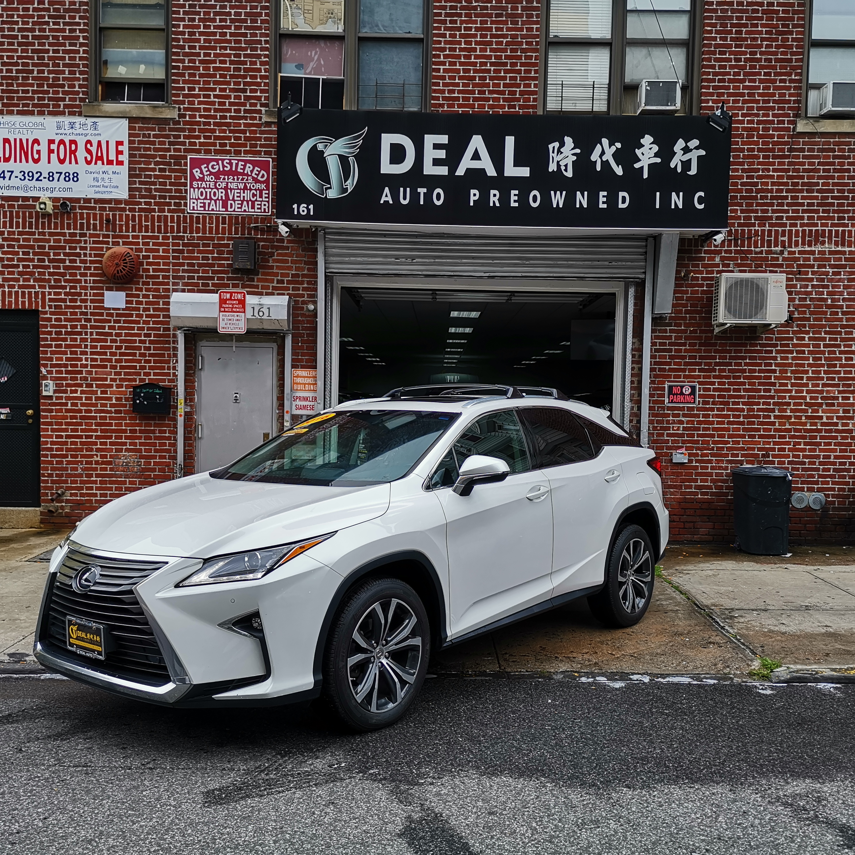 Lexus Pre Owned >> 2016 LEXUS RX 350 AWD WHITE/BLACK 40K MILES STK#13467 | IDEAL AUTO 時代車行|时代车行