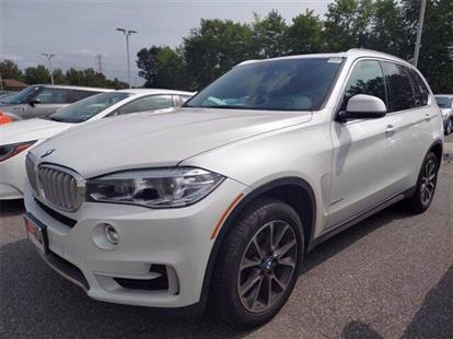 2018 BMW X5 XDRIVE35I ALPINE WHITE/BLACK 26K MILES STK#28489