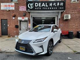 "2018 LEXUS RX 350 PREMIUM 20"" WHEEL WHITE/BROWN 20K MILES STK#27805"